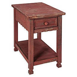 Alaterre Country Cottage Chairside Table
