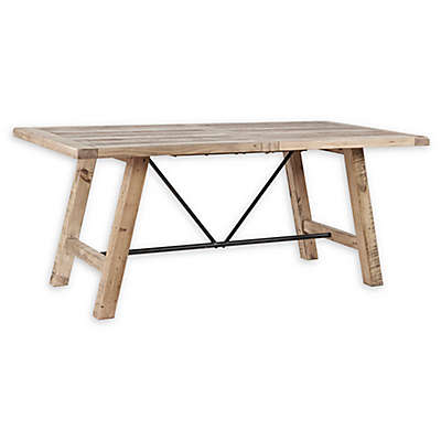INK+IVY Sonoma Dining Table in Natural