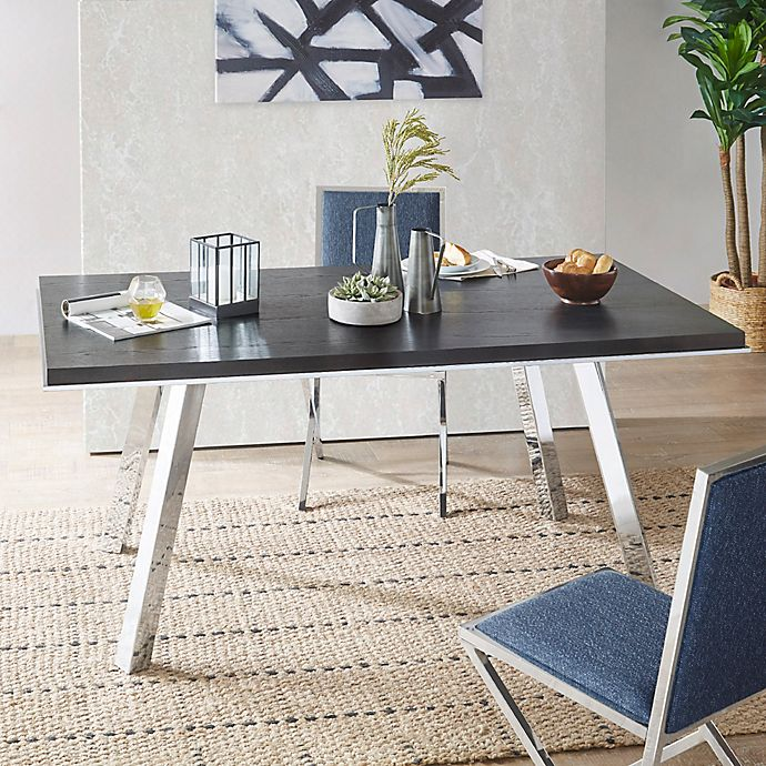 Alternate image 1 for INK+IVY Obsidian Dining Furniture Collection