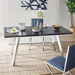 INK+IVY Obsidian Dining Furniture Collection
