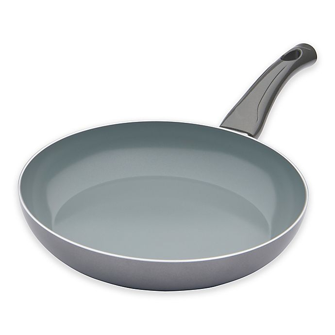 Alternate image 1 for Bialetti® Easy Nonstick 10-Inch Aluminum Saute Pan in Brown