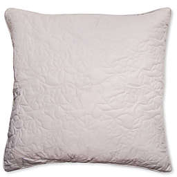 Canadian Living Kelowna European Pillow Sham in Blush