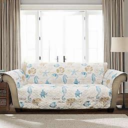 Blue Sofa Slipcover | Bed Bath & Beyond
