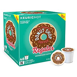The Original Donut Shop® Regular Coffee Value Pack Keurig® K-Cup® Pods 48-Count