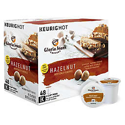 Gloria Jean's® Hazelnut Flavored Coffee Keurig® K-Cup® Pods 48-Count