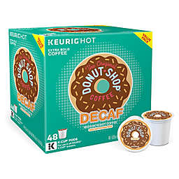 The Original Donut Shop® Decaf Coffee Value Pack Keurig® K-Cup® Pods 48-Count