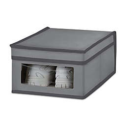Arm & Hammer™ Shoe Storage Bin in Grey