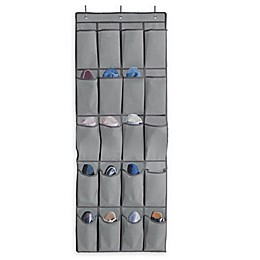 Arm & Hammer™ 20-Pocket Closet Organizer in Grey