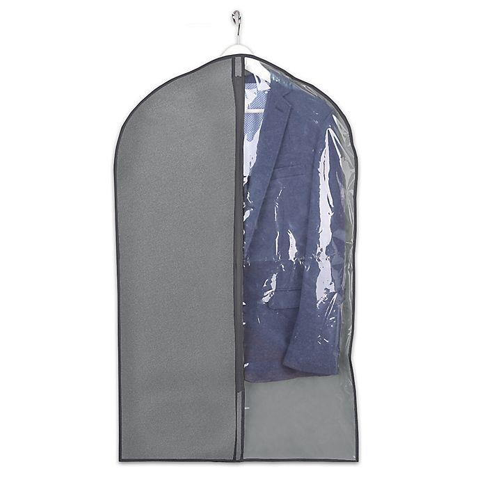 Alternate image 1 for Arm & Hammer™ Garment Bag in Grey