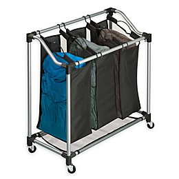 Honey-Can-Do® Elite Triple Laundry Sorter
