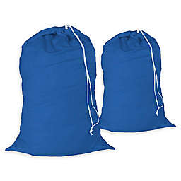 Honey-Can-Do® 2-Pack Cotton Laundry Bag