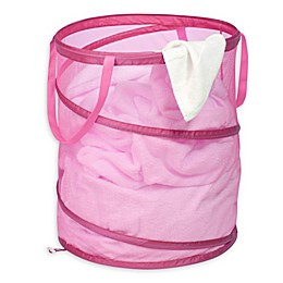Honey-Can-Do® Large Pop-Up Mesh Hamper