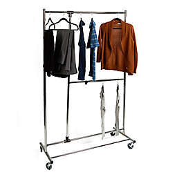 Mind Reader Heavy Duty Multi-Pole Garment Rack