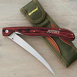 Sarge O'Fishal Fish Fillet Knife