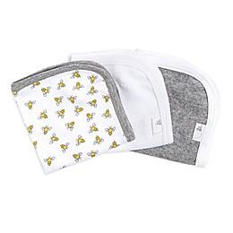 Burt's Bees Baby® 3-Pack Organic Cotton Washcloths in Cloud