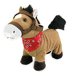Gallop the Brown Pony Plush Toy