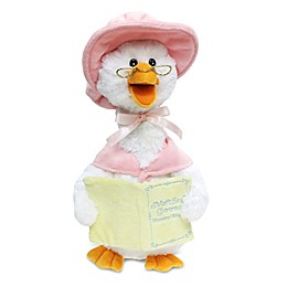 Mother Goose 7-Rhyme Plush Toy