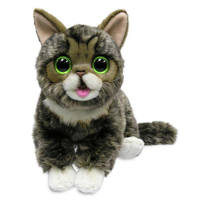 Alternate image 1 for Lil Bub Plush Toy