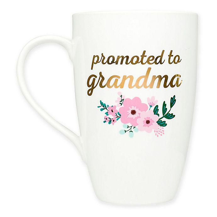 Alternate image 1 for Pearhead® Grandma Floral Mug