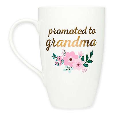 Pearhead® Grandma Floral Mug