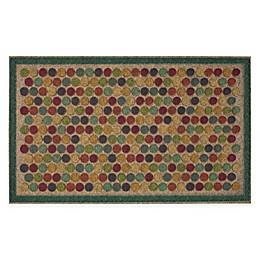 Mohawk Home® Ornamental Entry Dots Impressions 18\
