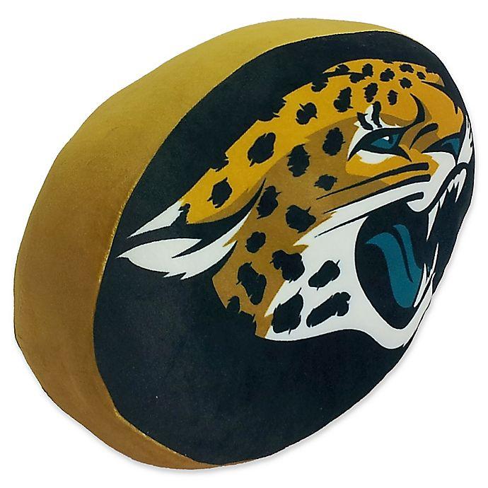 b6616e2a NFL Jacksonville Jaguars 15-Inch Travel Cloud Pillow | Bed Bath & Beyond