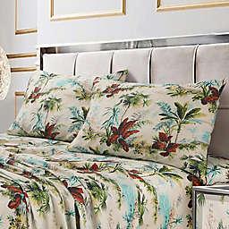 Tribeca Living Paradise Island 300-Thread-Count Pillowcases (Set of 2)