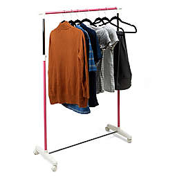 Mind Reader Rolling Garment Rack