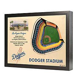 MLB Los Angeles Dodgers Stadium Views Wall Art