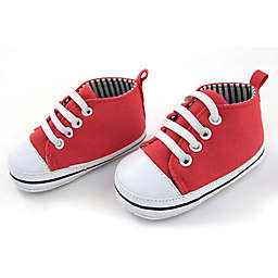 Rising Star™ Canvas High Top Sneaker in Red