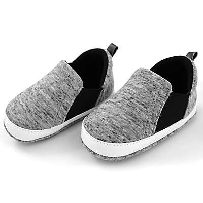 Rising Star™ Slip-On Sneakers in Heather Grey