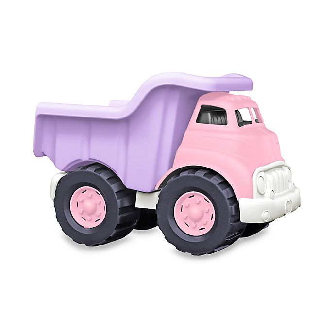 Alternate image 1 for Green Toys™ Dump Truck in Pink