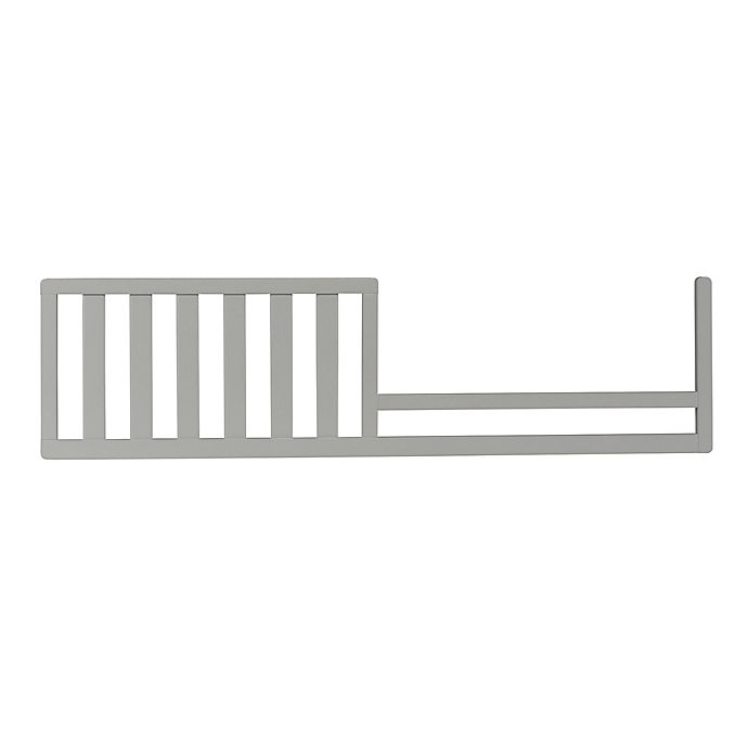 Alternate image 1 for Dolce Babi® Venezia Toddler Guard Rail in Misty Grey