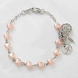 Precious Heart Rosary Children's Bracelet