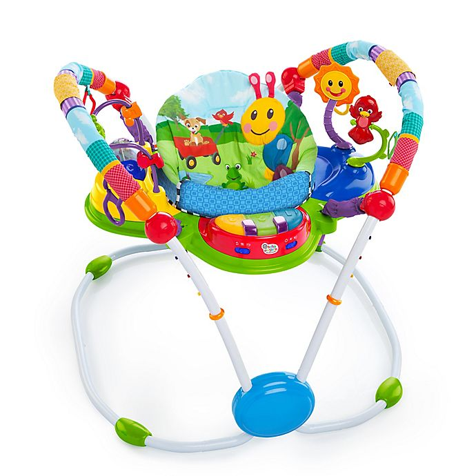 Alternate image 1 for Baby Einstein™ Neighborhood Friends Activity Jumper™