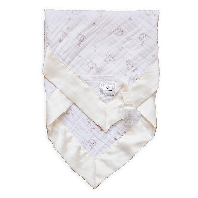 Alternate image 1 for Zalamoon Luxie Pocket Security Blanket
