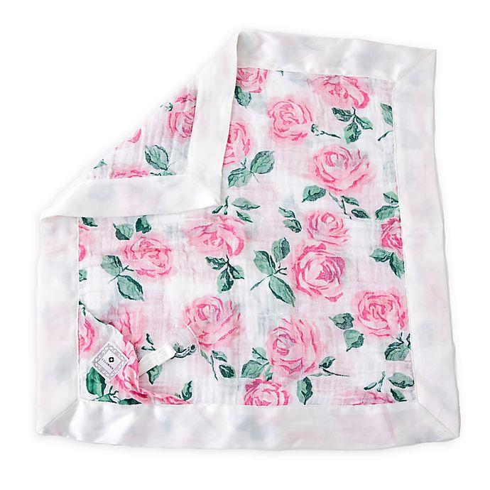 Alternate image 1 for Zalamoon Bloom Security Blanket in Pink