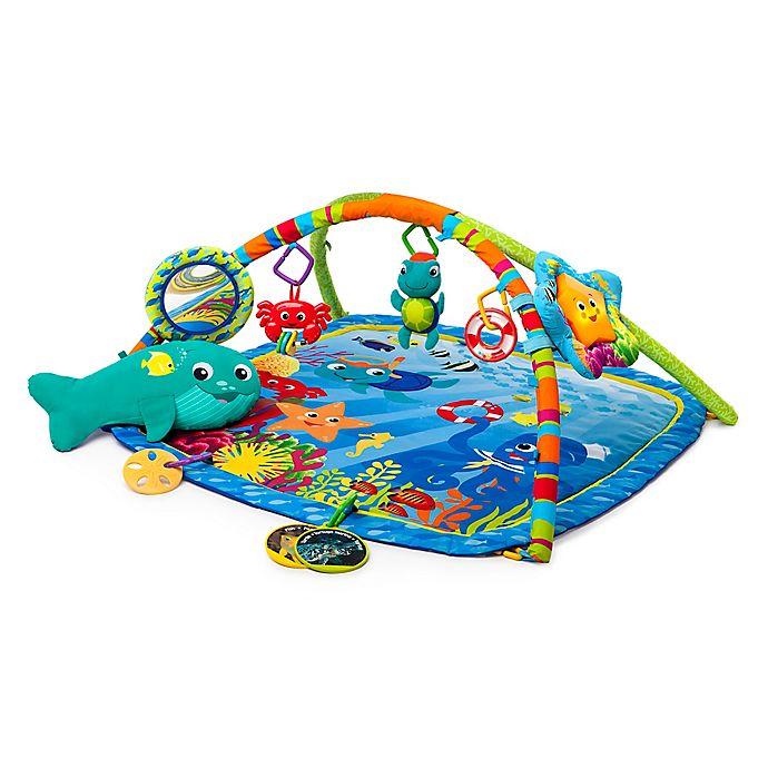 Baby Einstein Nautical Friends Play Gym Bed Bath And