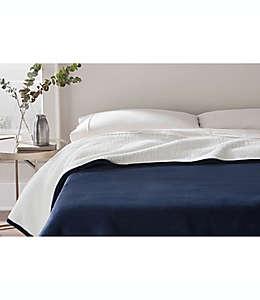 Cobertor individual Avalon UGG® color azul