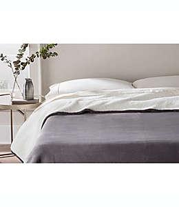 Cobertor matrimonial/queen Avalon UGG® en gris carbón