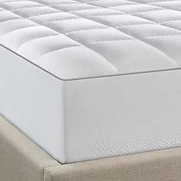 Tempur-Pedic® Fresh and Clean Ordor Neutralizing Zip-Off Top Mattress Pad