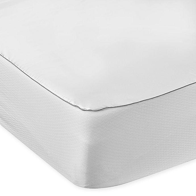 Alternate image 1 for Tempur-Pedic® Fresh and Clean Odor Neutralizing Mattress Protector