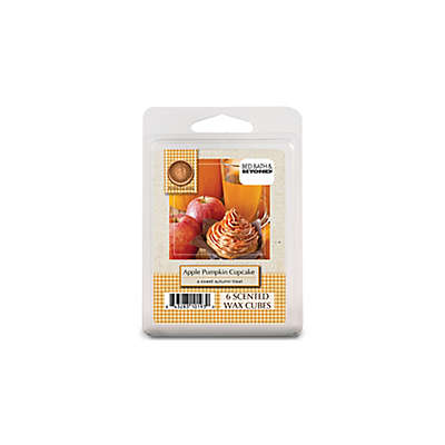 AmbiEscents™ Apple Pumpkin Cupcake 6-Pack Scented Wax Cubes