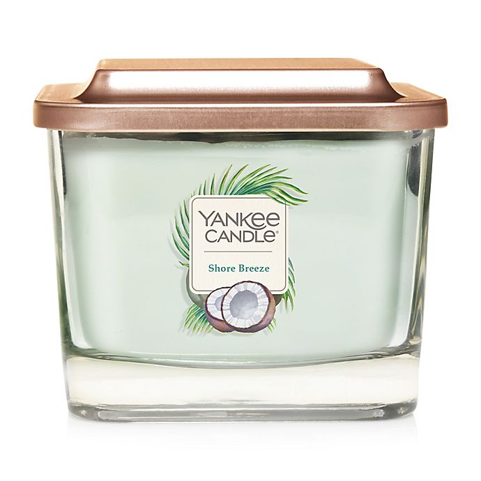 Alternate image 1 for Yankee Candle® Elevation Collection Shore Breeze Medium 3-Wick Candle