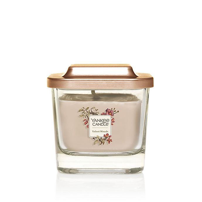 Alternate image 1 for Yankee Candle® Elevation Collection Velvet Woods Small 1-Wick Candle
