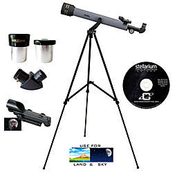 Galileo F-650 600mm x 50mm Youth Telescope