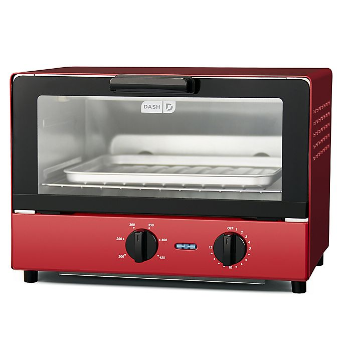 Alternate image 1 for DASH™ Compact Toaster Oven