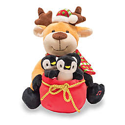 Cuddle Barn Rudy & The Jingles Plush Toy