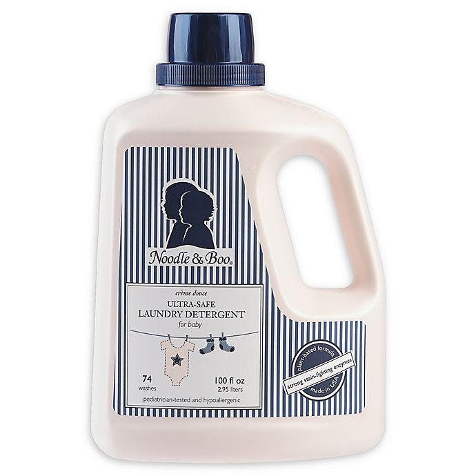 Noodle & Boo® 100 fl. oz. Baby Laundry Detergent | Bed Bath & Beyond
