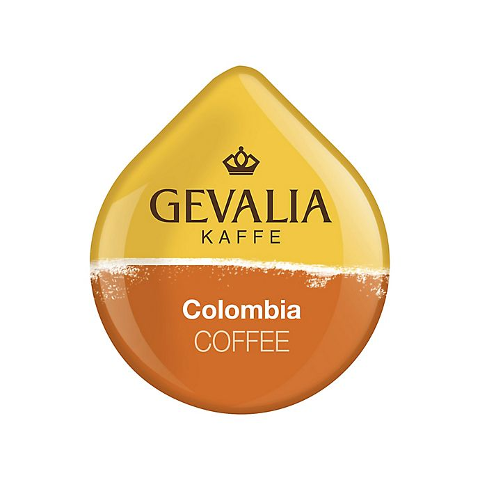 Alternate image 1 for Gevalia 70-Count Colombia Coffee T DISCs for Tassimo™ Beverage System